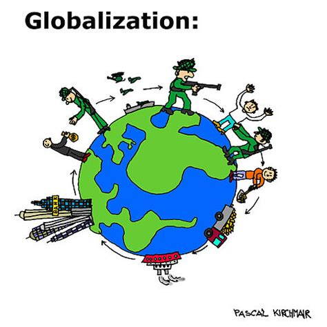 Globalization Essay Writing Guide, with Outline Sample